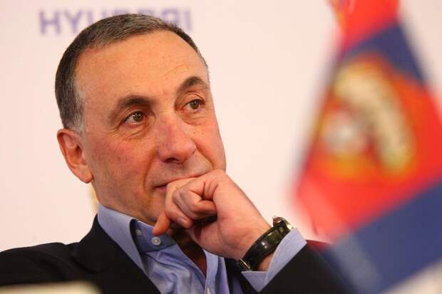 Крамаренко: «Не могу вспомнить такого президента, как Гинер. Он — человек слова, который переживает за команду»