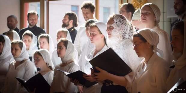 В храме в Лосиноостровском начался набор в воскресную школу для детей и взрослых