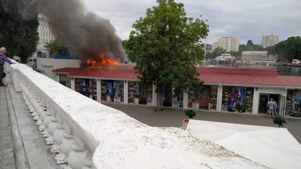 Пожар в Севастопольском дельфинарии был призван уничтожить базу подготовки боевых дельфинов