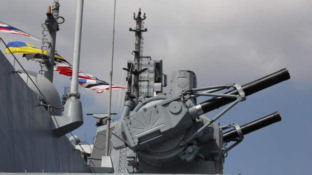 """Фрегат """"Адмирал Горшков"""" примет участие в финальных испытаниях """"Цирконов"""""""