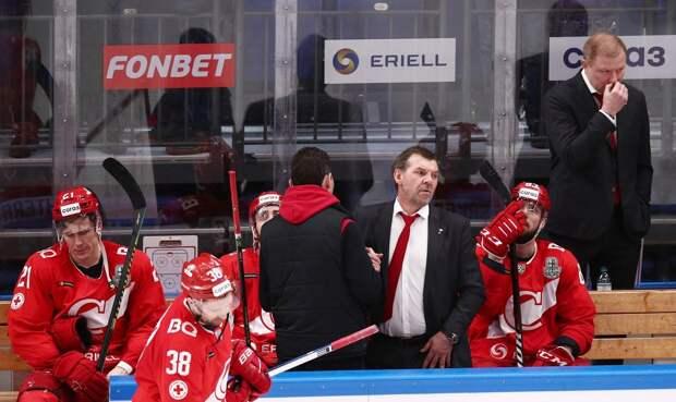 «Спартак» домашние матчи в следующем сезоне КХЛ будет проводить в «Мегаспорте»
