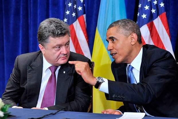 После провала на выборах, Порошенко ведет себя как Обама, старается максимально затруднить контакты с Россией