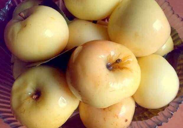Сделать моченые яблоки , рецепт заливки и солода