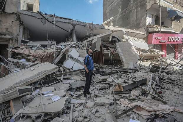 Генсек ООН назвал единственный выход из ближневосточного кризиса