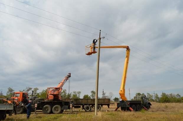 Лабинские электросети подготовили к зиме 142 энергообъекта