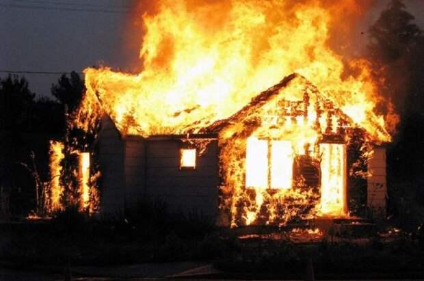 В прокуратуре назвали возможную причину пожара в Пермском крае