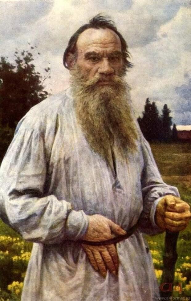 Малоизвестные факты из жизни Льва Николаевича Толстого