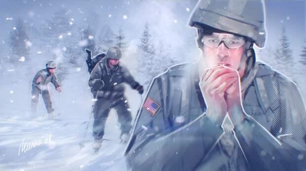 Подготовка к войне с Россией за Арктику вызвала проблемы у военных США