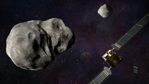 NASA впервые в истории попытается сбить астероид с курса