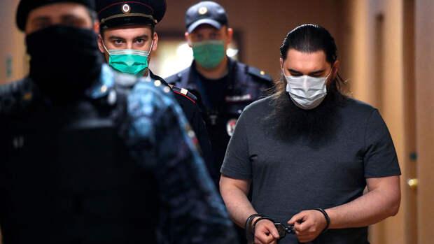 Суд приговорил бывшего сотрудника ФСБ Черкалина к семи годам колонии