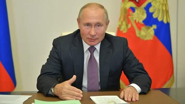 Путин дал поручение сформировать единый подход по безопасности в школах