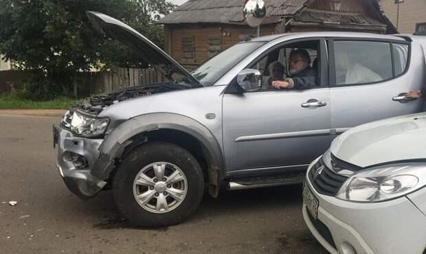 Александр Ширвиндт попал ваварию вНижегородской области