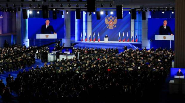 Воробьёв прокомментировал послание Путина Федеральному собранию