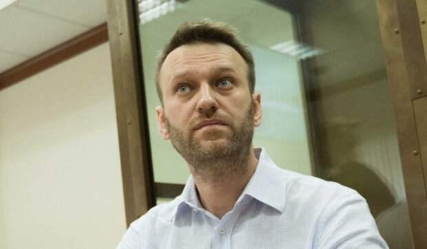 Суд отправил Навального в колонию на 3,5 года