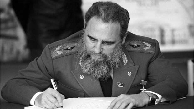 Рауль Кастро сообщил, когда умер его брат