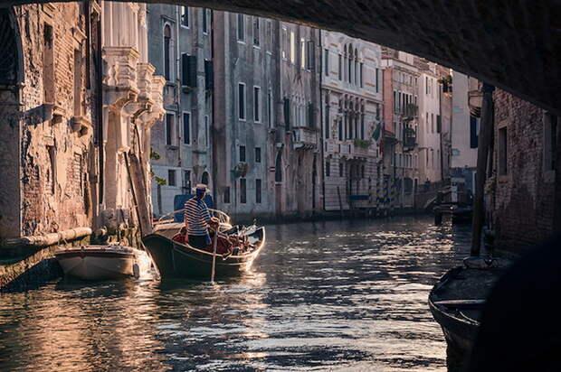 Роскошная короткометражка о Венеции - городе любви и красоты