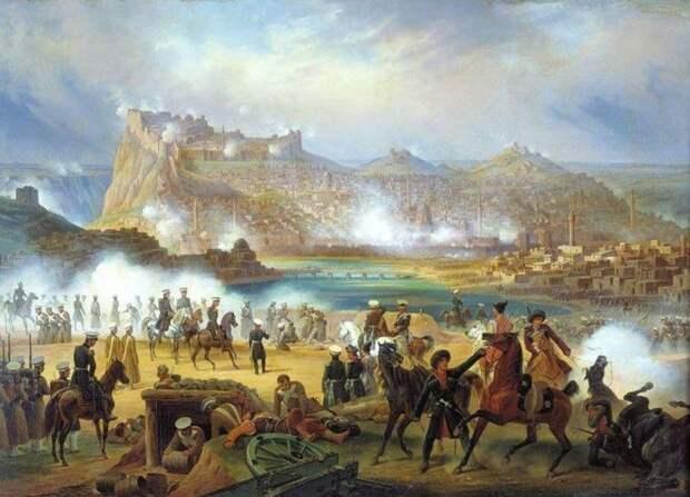 Русско-турецкая война 1828—1829 гг. (Части 4-6)