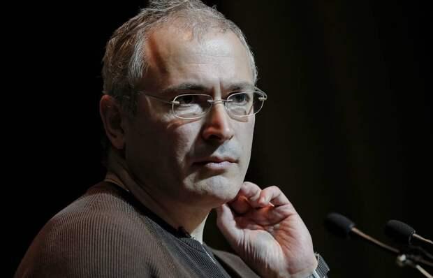 Пешка Ходорковского была съедена украинскими русофобами