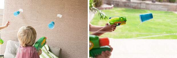 Игровые снаряды своими руками для уличных развлечений