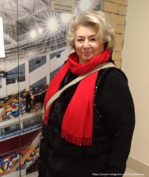 Татьяна Торасова призналась, что хочет подольше пожить
