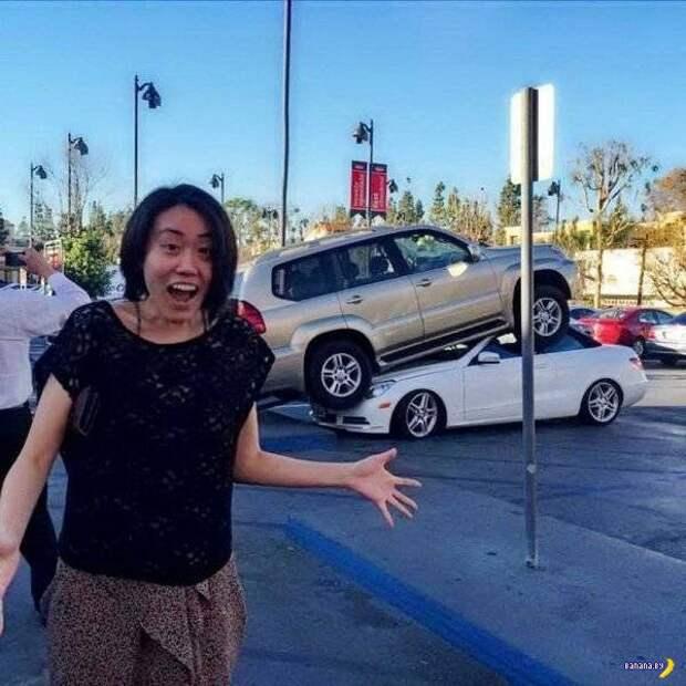 Неудачи с автомобилями