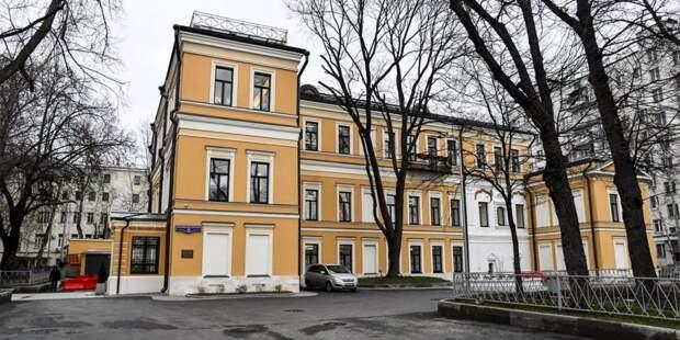 Наталья Сергунина: Начался прием заявок на участие в конкурсе «Московская реставрация»