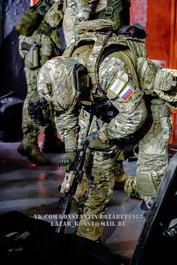 Спецназ ФСБ. Офицеры «Альфы»