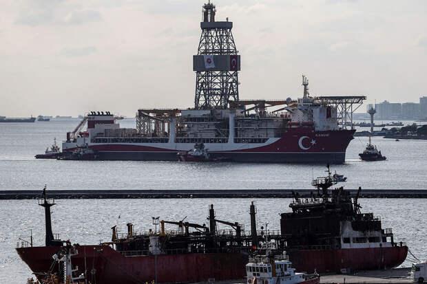 В Турции нашли новое газовое месторождение