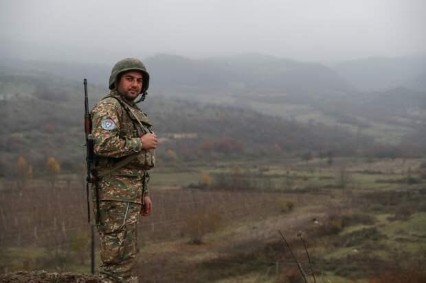 Армия Азербайджана взяла в плен шесть армянских солдат в Карабахе