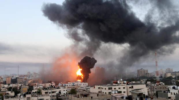 Свыше тысячи ракет выпустили по Израилю из Газы с начала обострения