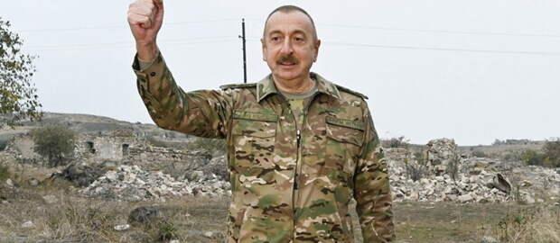 В Баку решают, что построят на отвоеванной части Карабаха