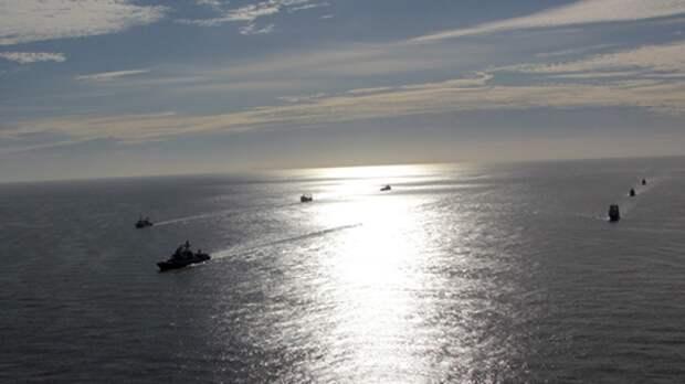 Автор 19FortyFive призвал КНР «подвинуться» перед российским Тихоокеанским флотом