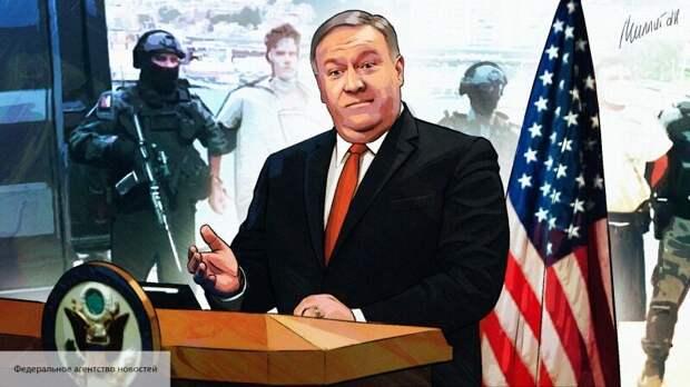 В США признали клятву Помпео о русском оружии поспешной
