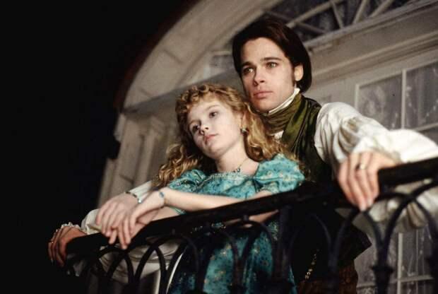 """Кадр из фильма """"Интервью с вампиром"""", 1994 г."""