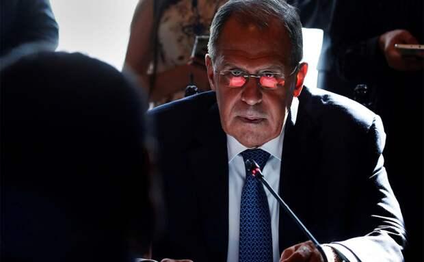 МИД России велел десяти американским дипломатам покинуть РФ до конца дня