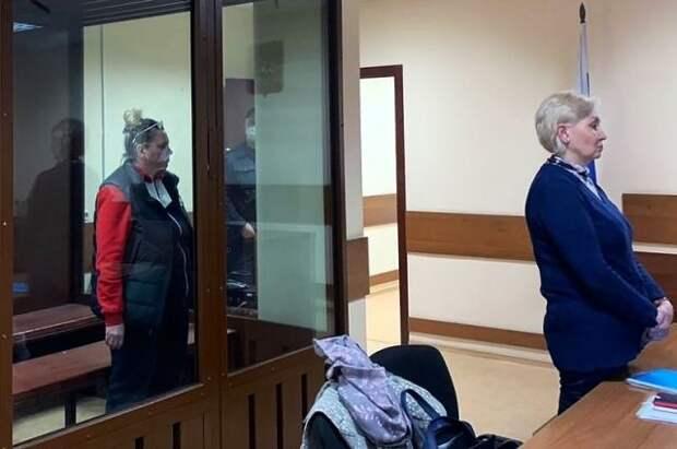 Суд отправил под арест обвиняемых по делу о пожаре в столичной гостинице