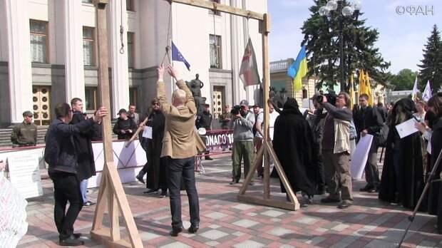 Украинскую делегацию в ТКГ подстрекают к самоубийственному для Зеленского шагу