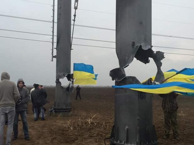 Голос Мордора: Украина не хочет возвращать Крым, она хочет ему отомстить