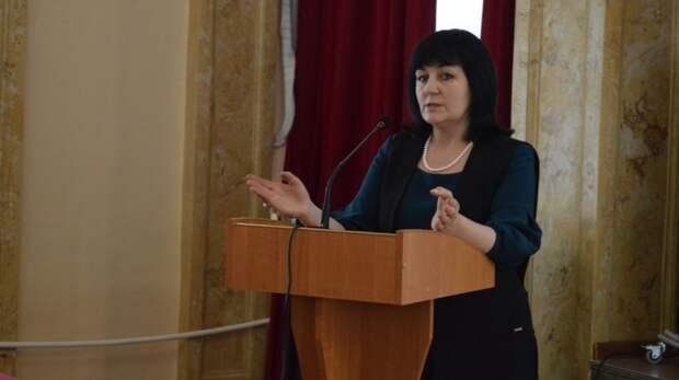 Валентина Лаврик рассказала о перспективах развития Курчатовского проекта в образовательных организациях Республики Крым