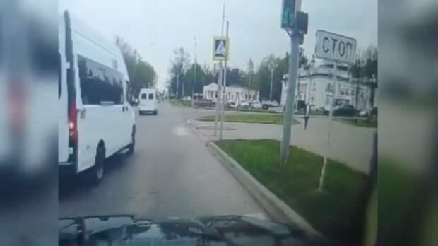 Водителя маршрутки вНальчике наказали после видео всоцсетях