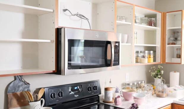 Бюджетная переделка кухни. Идеальный вариант для съемного жилья
