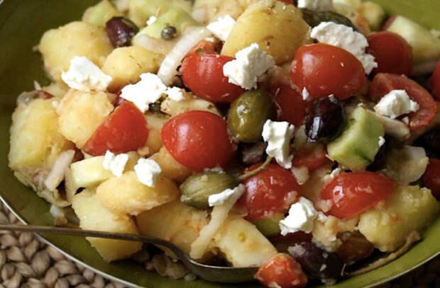 Картофельный салат: когда Оливье надоел