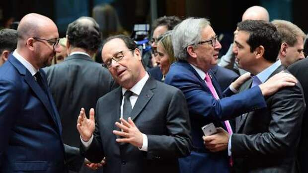 Spiegel: Саммит ЕС подчеркнул масштаб бессилия ЕС перед Россией | Продолжение проекта «Русская Весна»