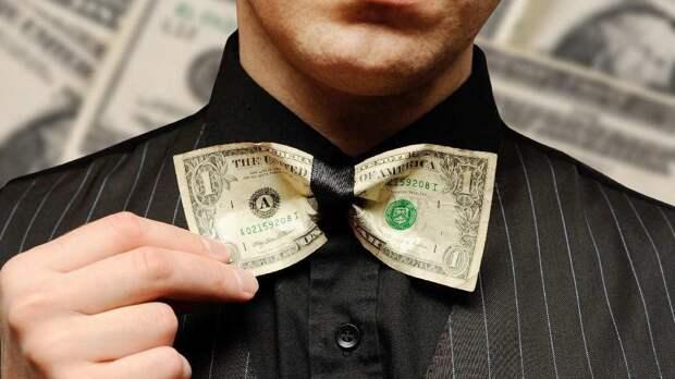 Россия оказалась на первом месте в мире по росту личных богатств