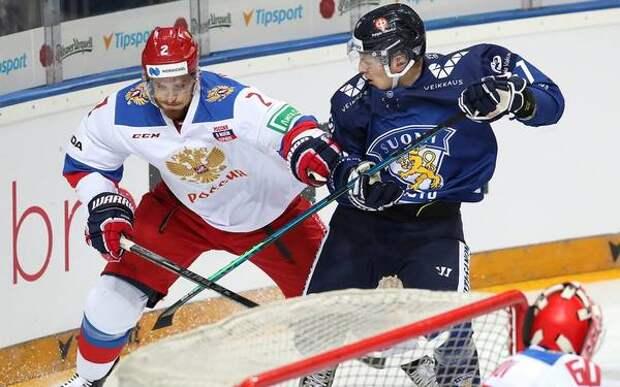 Россия умудрилась проиграть матч за 32 секунды! Победную серию наших на Евротуре прервали чемпионы мира - финны