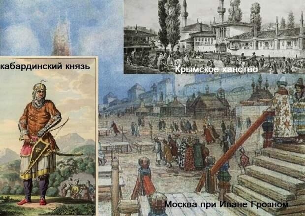 Россия, адыги и Крым