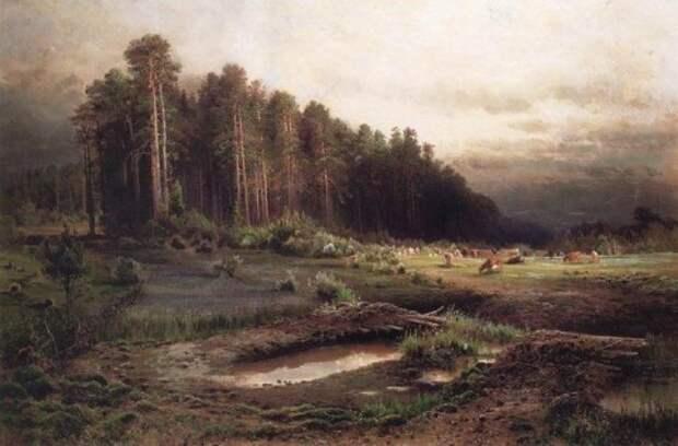 История парка в Сокольниках