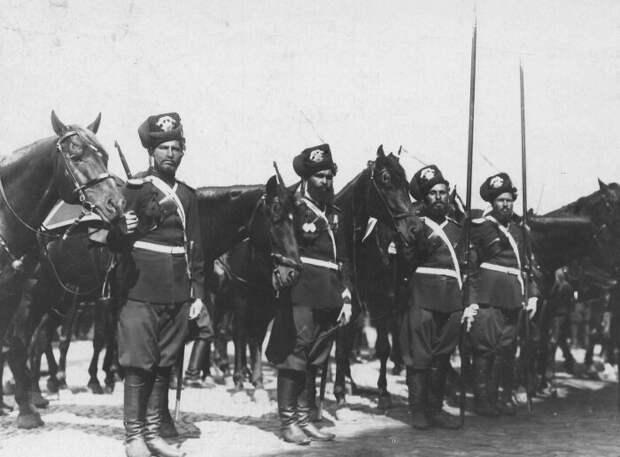 В конечном итоге казали оказались на службе у Российской Империи. |Фото: fishki.net.
