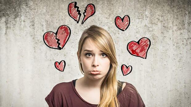 10 типов женщин, которым патологически не везёт в любви