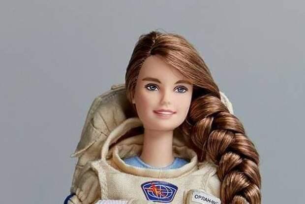 Женщина-космонавт из России стала прообразом новой Барби